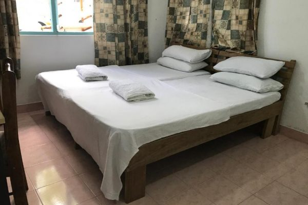 Deluxe Double or Twin Room with Garden View – Raalhu Lodge