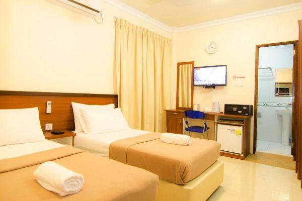 Deluxe Twin Room – Hulhan'gu Lodge