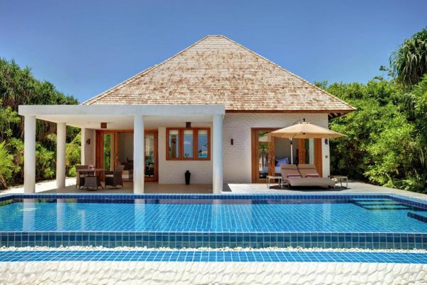 Beach Residence with Lap Pool – Hideaway Beach Resort & Spa