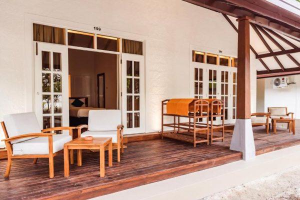 Deluxe Family Beach Villa with Jacuzzi – Premium All Inclusive-Meedhupparu