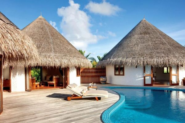 Private Three Bedroom Beach Villa with Infinity Pool Villa – Hideaway Beach Resort & Spa
