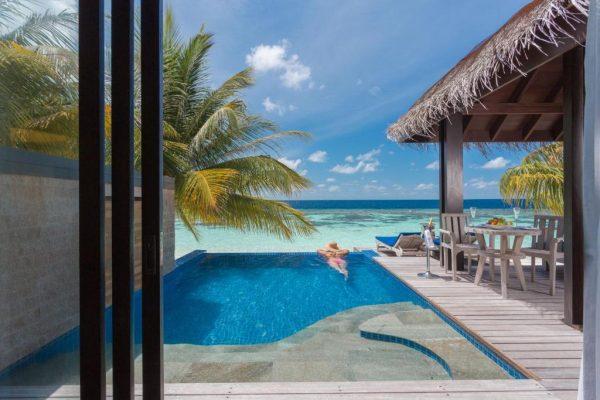 Beach Pool Villa – Bandos Maldives