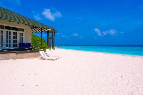 Beach Villa – Premium All inclusive – Meedhupparu