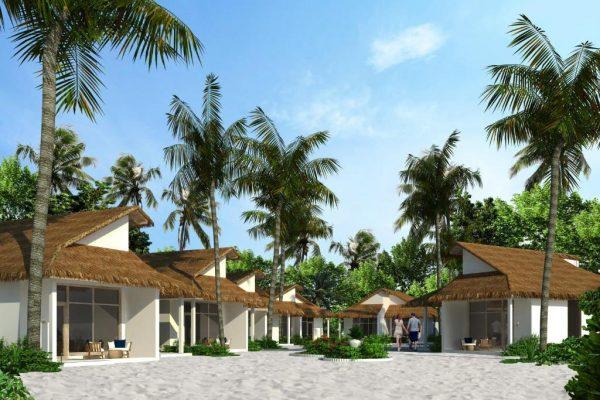 Beach villa – Bandos Maldives