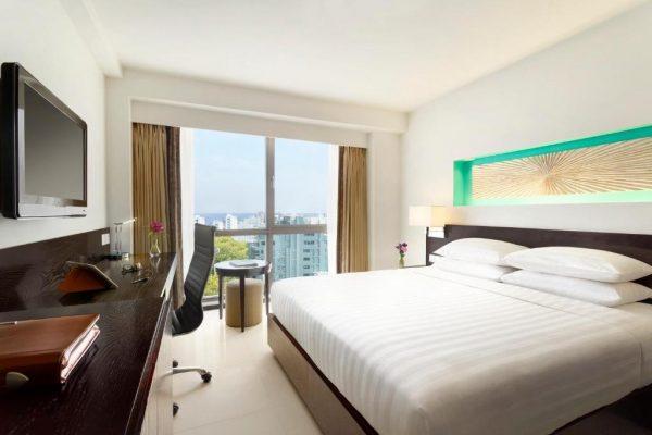 Deluxe Double Room – Hotel Jen