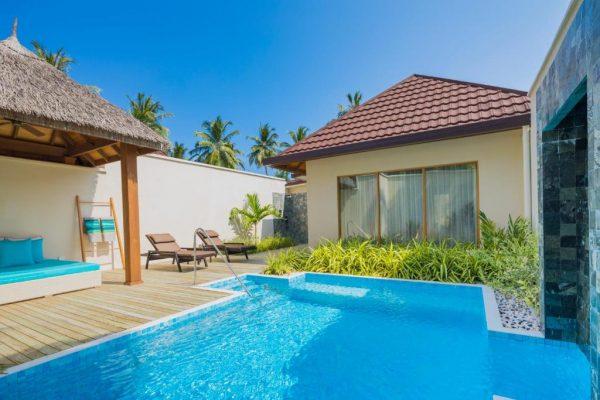 Deluxe Villa with Private Pool – Kurumba Maldives