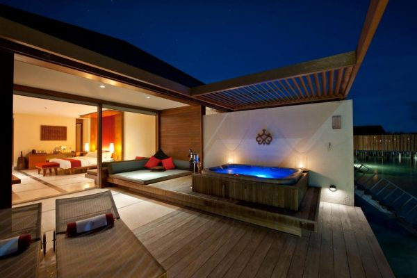 Haven Villa with Jaccuzi – Paradise Island Resort & Spa