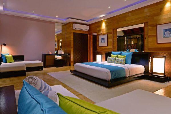 Sunrise Water Villa with Private Pool – Adaaran Prestige Vadoo