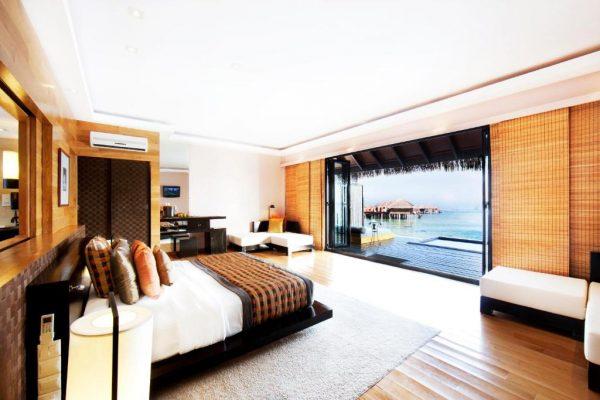 Sunset Water Villa with Private Pool – Adaaran Prestige Vadoo