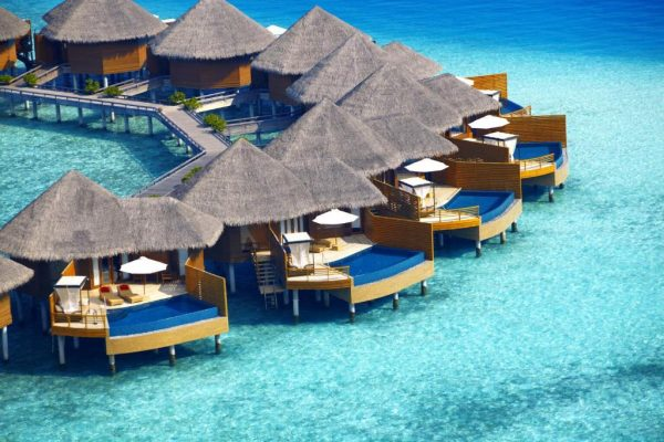 Water Villa with Private Pool – Baros Maldives
