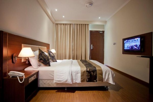 Deluxe Double Room with Balcony- Kaani Beach Hotel