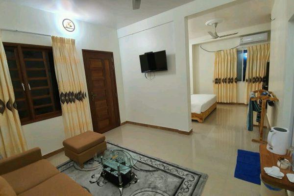 2 bedroom apartment – Kamadhoo Inn